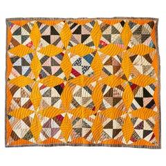 Patchwork quilt  1930s ,USA