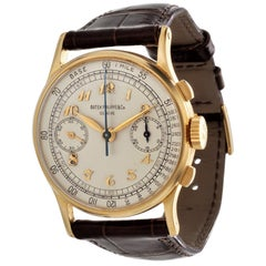 Patek Philippe 130J Chronograph Watch
