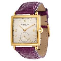Patek Philippe 1432J Art Deco Watch