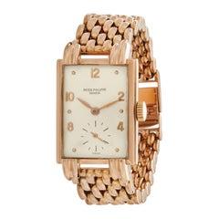 Patek Philippe 1480R Vintage Bracelet Watch