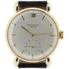Patek Philippe 1509J Vintage Calatrava Watch, circa 1944