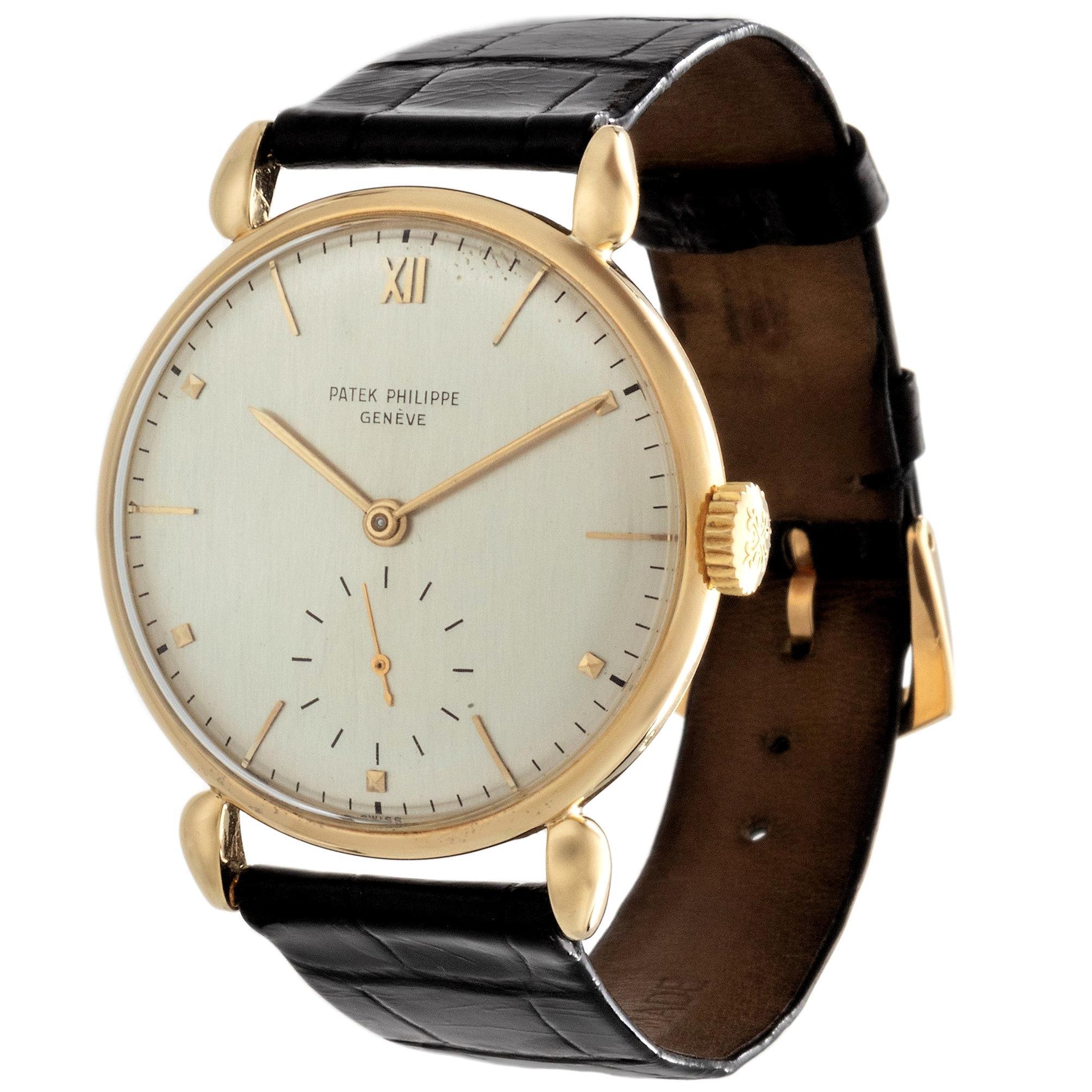 Patek Philippe 1509J Calatrava Watch