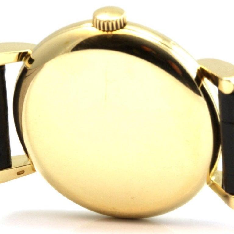 Women's or Men's Patek Philippe 1543J Vintage Calatrava Watch, circa 1947 For Sale