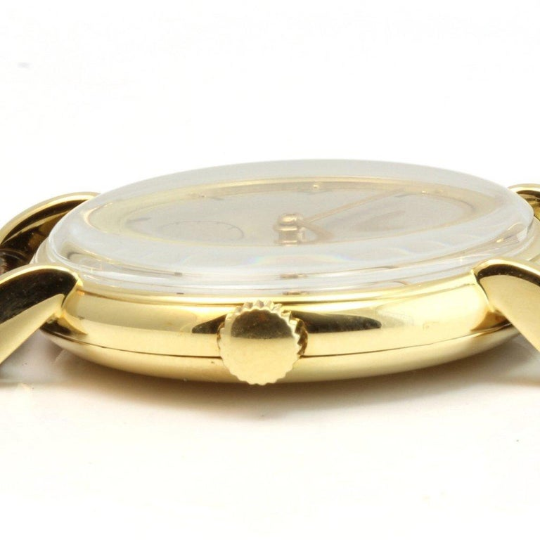 Patek Philippe 1543J Vintage Calatrava Watch, circa 1947 For Sale 2