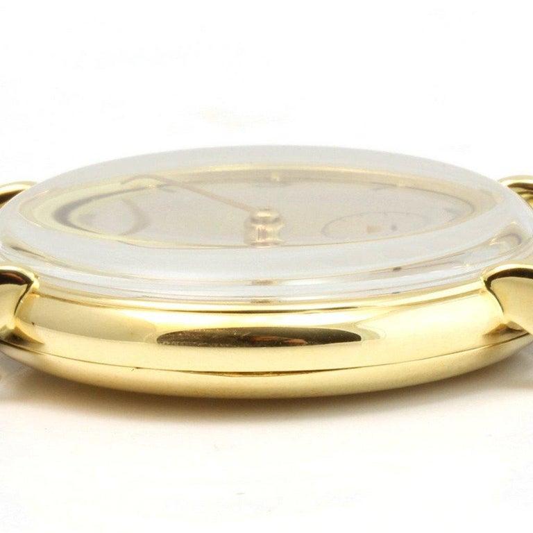 Patek Philippe 1543J Vintage Calatrava Watch, circa 1947 For Sale 3