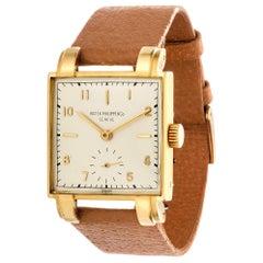 Patek Philippe 1566J Square Watch