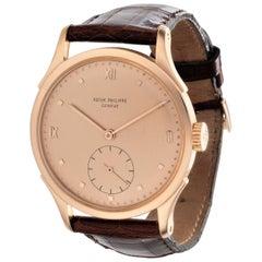 Patek Philippe 1589R Calatrava Watch