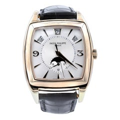 Patek Philippe 18 Karat Yellow Gold Calendario Watch Ref. 5135J