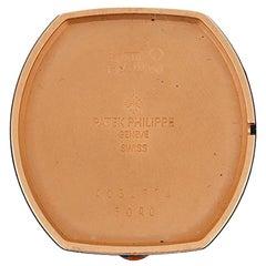 Patek Philippe 18 Karat Rose Gold Case Back for Ref. 5040 Perpetual Calendar