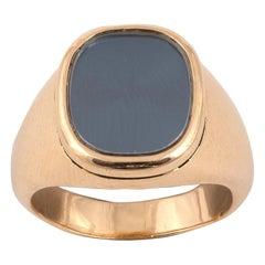 Patek Philippe 18 Karat Yellow Gold Ellipse Ring Made circa 1985
