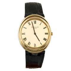 Patek Philippe 18 Karat Yellow Gold Wristwatch