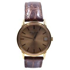 Patek Philippe 18 Karat Rose Gold Calatrava Watch Ref. 3601