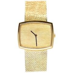 Patek Philippe 18-Karat Vintage Manual Watch, Certified