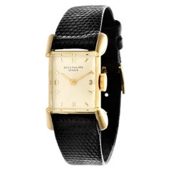 Patek Philippe 2279J Ladies Vintage Rectangular Watch Circa 1954