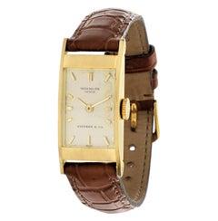"Patek Philippe 2292/2J Ladies Vintage Tegolino Watch Circa 1969 ""Tiffany"""