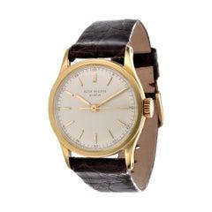Patek Philippe 2457J Calatrava Watch Circa 1957