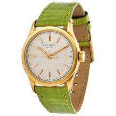 Patek Philippe 2457J Calatrava Watch