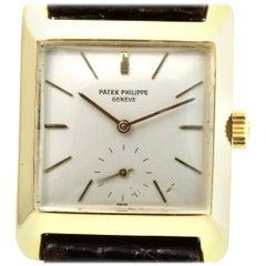 Patek Philippe 2488J Manual Wind Square Watch, circa 1952