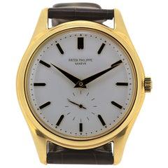 Patek Philippe 2526J 1st Automatic Calatrava Watch, circa 1954