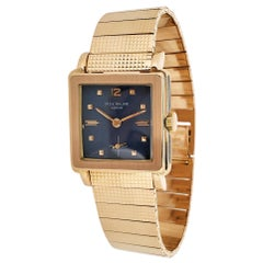 Patek Philippe 2529R Vintage Rose Gold Bracelet Watch, circa 1953