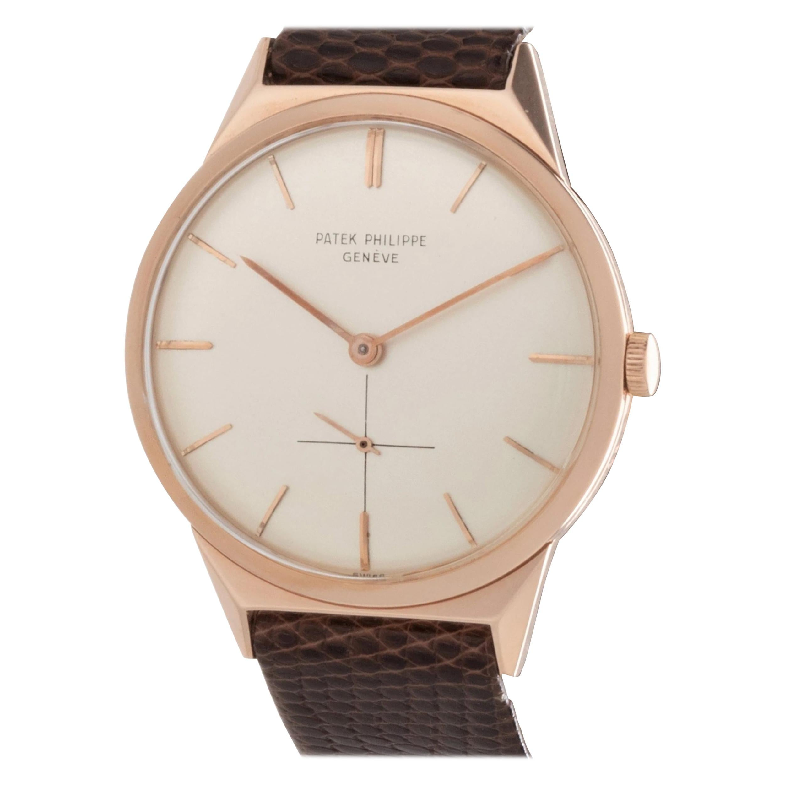 Patek Philippe 2568R Calatrava Watch