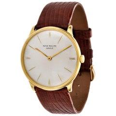 Patek Philippe 2573-1J Calatrava Watch
