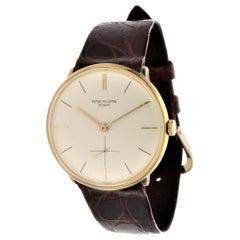 Patek Philippe 2573J Vintage Calatrava Watch