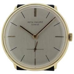 Patek Philippe 2573J Vintage Calatrava Watch, circa 1957