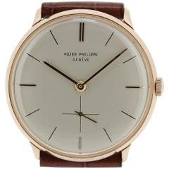 Patek Philippe 2573R Vintage Rose Gold Calatrava Watch, circa 1957