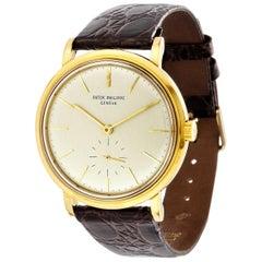 Patek Philippe 3429J Automatic Calatrava Watch