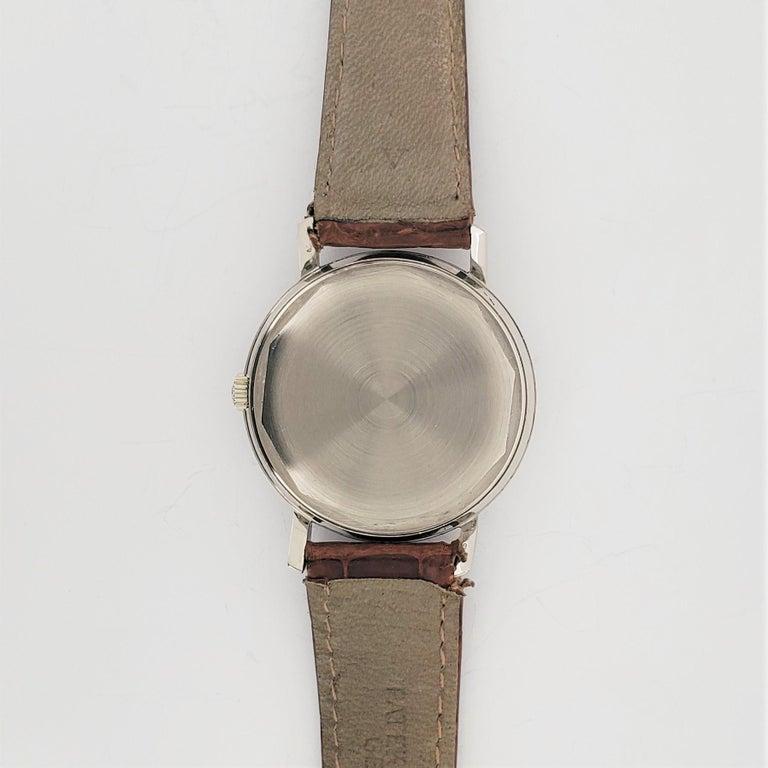 Patek Philippe 3445G Automatic Calatrava Watch For Sale 2