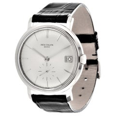 Patek Philippe 3445G Automatic Calatrava Watch