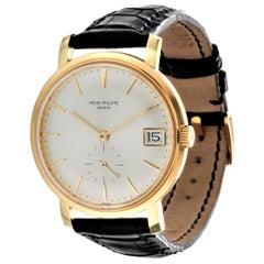 Patek Philippe 3445J Automatic Calatrava Watch