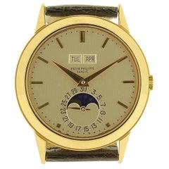 Patek Philippe 3448J Automatic Perpetual Calendar Watch, circa 1971