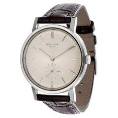 Patek Philippe 3466A Stainless Steel Automatic Calatrava Watch, circa 1967