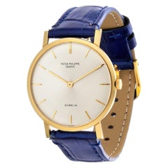 Patek Philippe 3512J Calatrava Extra Thin Watch