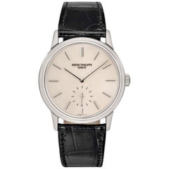 Patek Philippe 3718A Stainless Steel Watch, Made for the Japanese Market