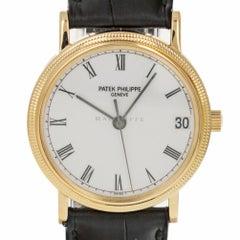 Patek Philippe 3802/200 Calatrava Hobnail 3802J Swiss Automatic Watch