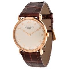 Patek Philippe 3820R Extra Thin Calatrava Watch