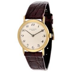 Patek Philippe 4184J Ladies Calatrava Watch