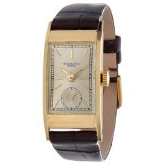 Patek Philippe 425J Art Deco Watch