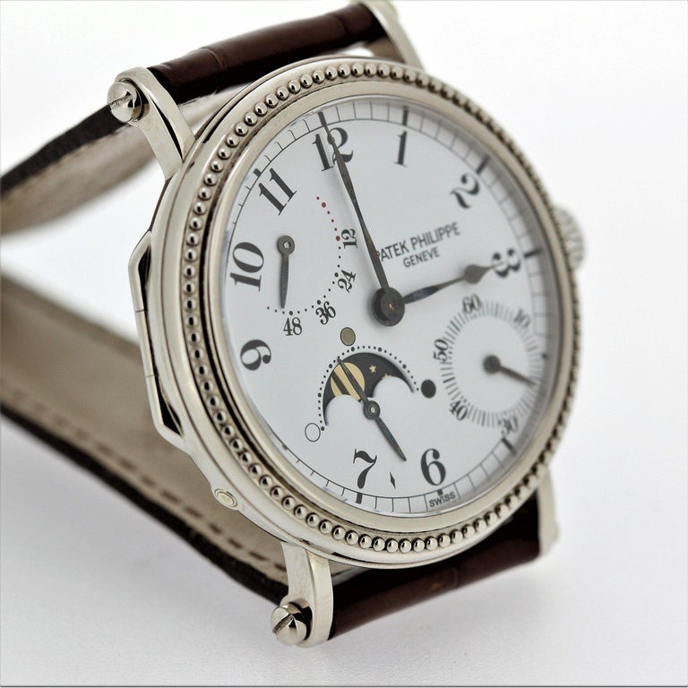 Patek Philippe 5015G Calatrava Watch For Sale 3