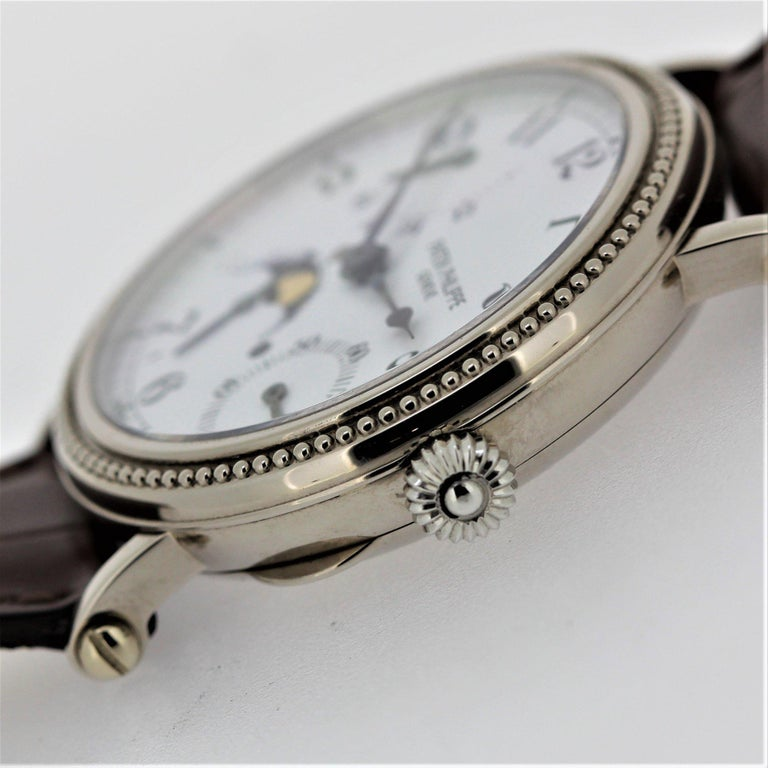 Patek Philippe 5015G Calatrava Watch For Sale 5
