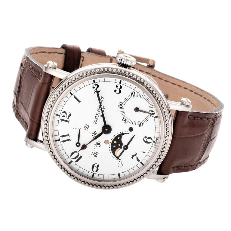 Patek Philippe 5015G Calatrava Watch For Sale 1