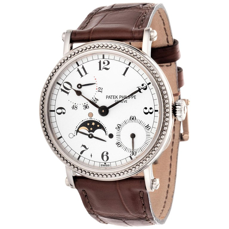 Patek Philippe 5015G Calatrava Watch For Sale