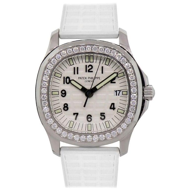 Patek Philippe 5067A-001 Aquanaut Luce Wristwatch For Sale