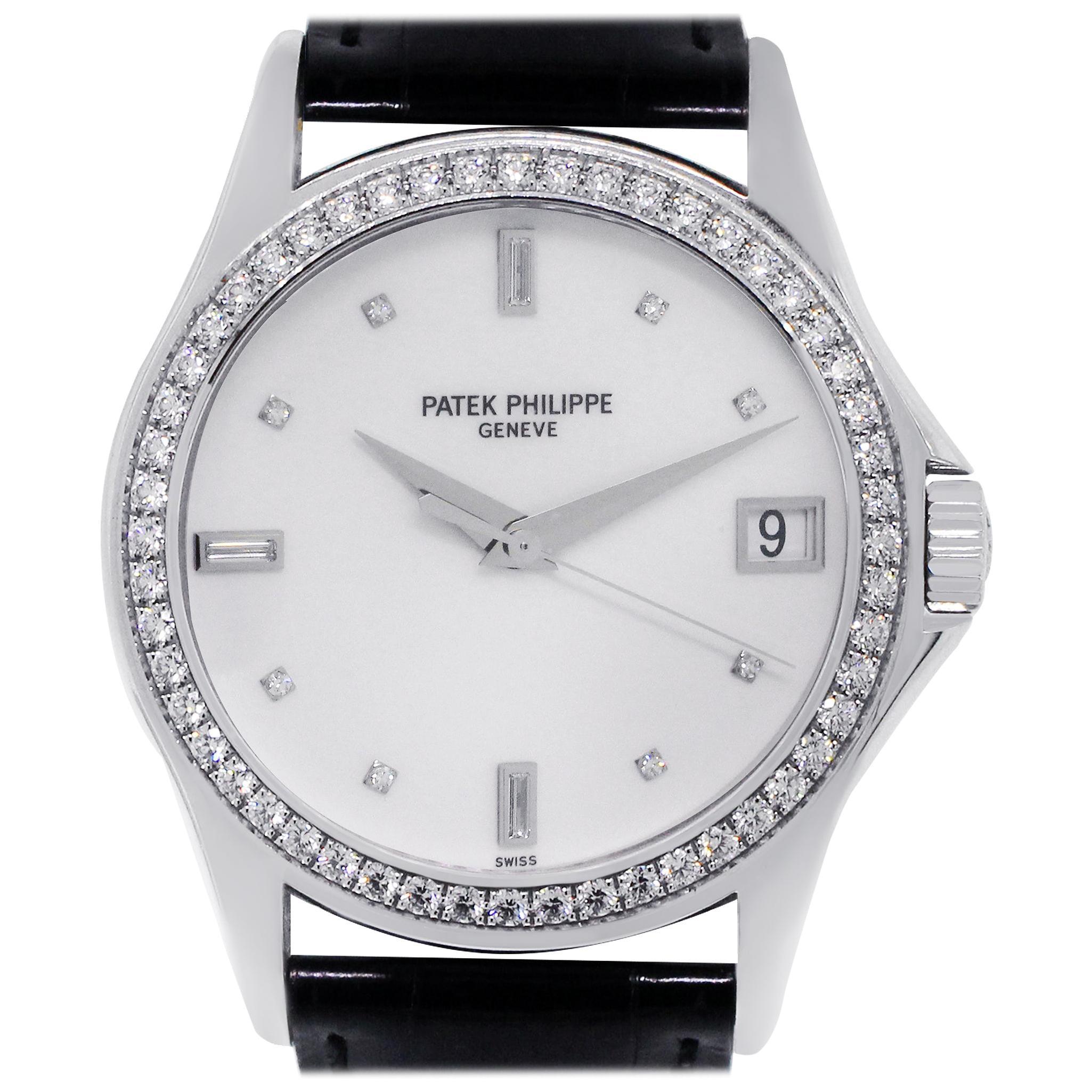 Patek Philippe 5108G Calatrava Watch