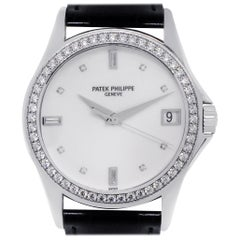 Patek Philippe 5108G Calatrava Watch