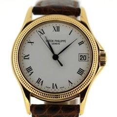 Patek Philippe 5117J Automatic Calatrava Watch, circa 2002