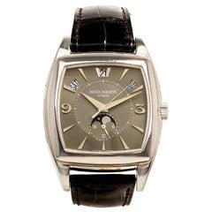 Patek Philippe 5135 Gondolo Moonphase 18K Gold Men's Watch